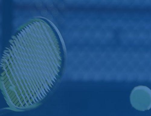 Spela tennis på dagtid!