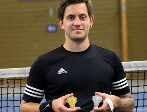 SM-guld och silver till Hampus Linder-Olofsson
