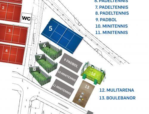 Planer för nya aktiviteter i Strandbjörket