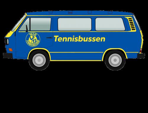 "Nu presenterar vi ""Tennisbussen""!"