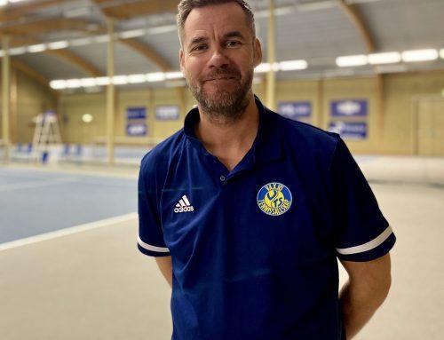 Lär känna vår nye sportchef, Calle Pihlblad!