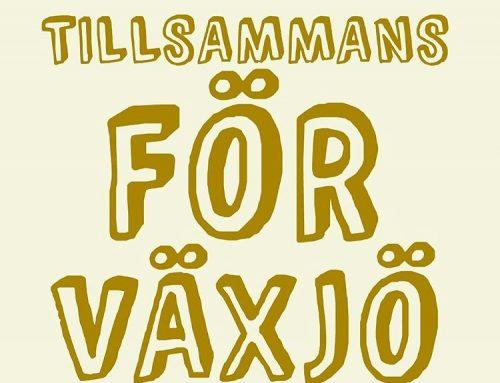 250 lotter sålda!Tillsammans för Växjö!