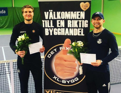 Robin Thour vinnare i Borås Vintertour