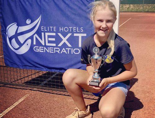 Agnes Lagerqvist vidare till Sverigefinalen i Elite Hotels Next Generation Cup