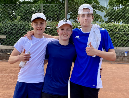 Svenska Tennisligan är igång!